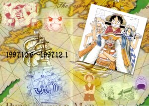 Rating: Safe Score: 7 Tags: buggy cabaji male mohji monkey_d_luffy oda_eiichirou one_piece User: Davison