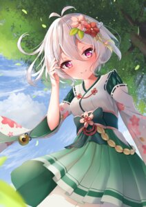 Rating: Questionable Score: 23 Tags: japanese_clothes kokkoro pointy_ears princess_connect princess_connect!_re:dive white_clover_(unfy8472) User: Mr_GT