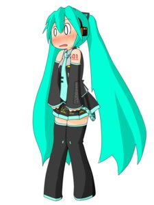 Rating: Safe Score: 6 Tags: hatsune_miku microz vocaloid User: Brufh