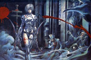 Rating: Safe Score: 7 Tags: blood cleavage thores_shibamoto trinity_blood User: Radioactive