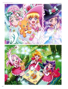Rating: Questionable Score: 3 Tags: mahou_girls_precure! pretty_cure tagme tamegai_katsumi witch User: drop