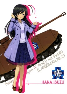 Rating: Safe Score: 11 Tags: girls_und_panzer heels isuzu_hana see_through tagme User: drop