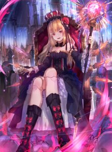 Rating: Safe Score: 33 Tags: eisuto gothic_lolita lolita_fashion weapon User: RyuZU