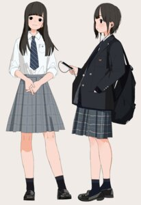 Rating: Safe Score: 18 Tags: heels kumanoi_(nichols) seifuku User: Radioactive