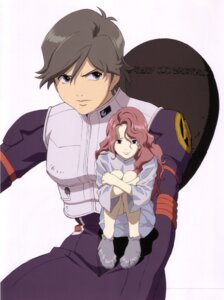 Rating: Safe Score: 1 Tags: kamina_ayato kisaragi_quon rahxephon User: Radioactive