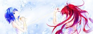 Rating: Safe Score: 32 Tags: azmodan miki_sayaka puella_magi_madoka_magica sakura_kyouko User: itsu-chan