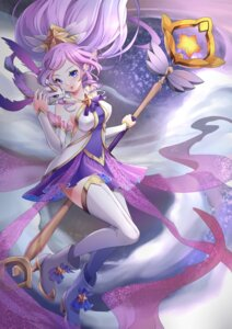 Rating: Safe Score: 21 Tags: chibi_vanille heels janna_windforce league_of_legends pointy_ears thighhighs weapon zephyr User: charunetra