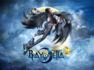 Rating: Safe Score: 28 Tags: ass bayonetta bayonetta_(character) bayonetta_2 bodysuit cg gun megane sega User: Radioactive