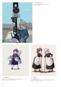 Rating: Questionable Score: 7 Tags: heels hoshikawa_hotaru maid new_game! sakura_nene suzukaze_aoba tokunou_shoutarou yagami_kou yamato_sophie_waon User: kiyoe