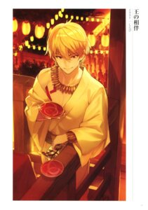 Rating: Questionable Score: 7 Tags: fate/grand_order gilgamesh_(fsn) male shirabi User: Radioactive