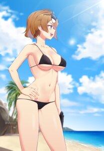 Rating: Safe Score: 14 Tags: bikini girls_frontline grizzly_mkv_(girls_frontline) gun megane narynn swimsuits User: BattlequeenYume