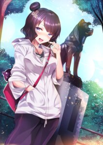 Rating: Safe Score: 30 Tags: fate/grand_order katsushika_hokusai_(fate/grand_order) silly User: Mr_GT