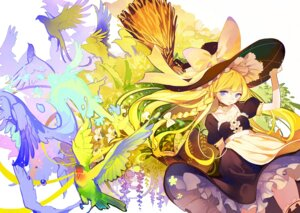Rating: Safe Score: 18 Tags: dress kirisame_marisa samail touhou User: blooregardo