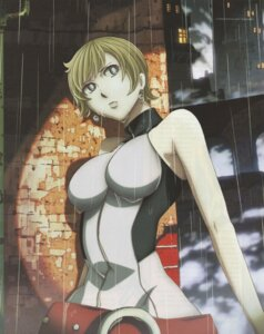 Rating: Safe Score: 14 Tags: 009-1 bleed_through dress konno_naoyuki mylene_hoffman wet User: majoria