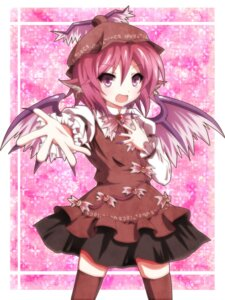 Rating: Safe Score: 12 Tags: munyunyu mystia_lorelei thighhighs touhou wings User: Radioactive