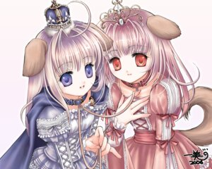 Rating: Safe Score: 9 Tags: animal_ears inumimi kazumi lolita_fashion plastic_moon User: Radioactive