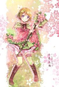 Rating: Safe Score: 26 Tags: ekita_gen heels koizumi_hanayo lolita_fashion love_live! thighhighs wa_lolita User: KazukiNanako