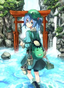 Rating: Safe Score: 14 Tags: kawashiro_nitori shirofox touhou User: Nekotsúh