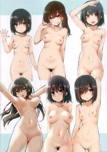 Rating: Explicit Score: 39 Tags: censored nagami_yuu naked pubic_hair pussy User: kiyoe