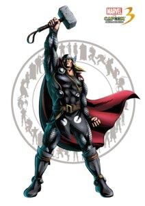 Rating: Safe Score: 2 Tags: bodysuit male marvel marvel_vs_capcom marvel_vs_capcom_3 thor weapon User: Yokaiou