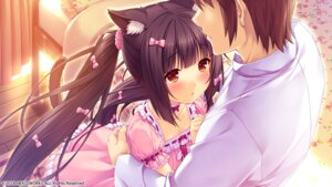 Rating: Safe Score: 24 Tags: animal_ears chocola dress game_cg minaduki_kashou neko_works nekomimi nekopara sayori tail User: kotorilau