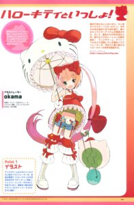 Rating: Safe Score: 11 Tags: hello_kitty nekomura_iroha okama vocaloid User: Radioactive
