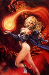 Rating: Questionable Score: 7 Tags: bikini brandish_~the_dark_revenant~ cleavage dela_delon falcom swimsuits terada_katsuya User: Radioactive
