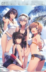 Rating: Safe Score: 120 Tags: akizuki_(kancolle) ass bikini calendar cleavage hatsuzuki_(kancolle) kantai_collection school_swimsuit see_through shizuma_yoshinori suzutsuki_(kancolle) swimsuits teruzuki_(kancolle) wet User: fireattack