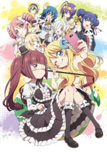 Rating: Questionable Score: 19 Tags: asian_clothes eyepatch gothic_lolita horns jashin-chan_dropkick lolita_fashion monster_girl skirt_lift tagme tail topless User: kiyoe
