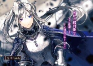 Rating: Safe Score: 14 Tags: armor heterochromia isekai_goumon-hime tagme ukai_saki User: kiyoe