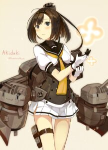 Rating: Safe Score: 18 Tags: akizuki_(kancolle) kantai_collection kazabana_kazabana seifuku User: nphuongsun93