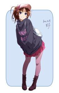 Rating: Questionable Score: 39 Tags: heels hibike!_euphonium nakagawa_natsuki nii_manabu pantyhose User: Dreista