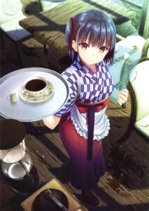 Rating: Safe Score: 84 Tags: asami_asami japanese_clothes waitress User: Twinsenzw