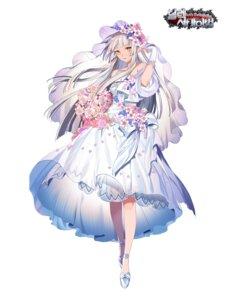 Rating: Questionable Score: 14 Tags: black_survival dress see_through skirt_lift tagme wedding_dress User: Dreista