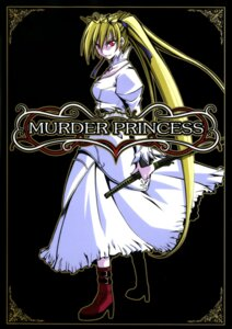 Rating: Safe Score: 7 Tags: alita_forland dress murder_princess sword User: Radioactive