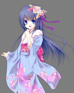 Rating: Safe Score: 46 Tags: kimono transparent_png yonema User: Nekotsúh