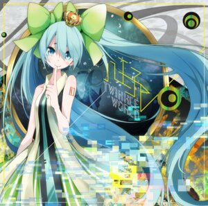 Rating: Questionable Score: 42 Tags: disc_cover hatsune_miku tansuke tattoo vocaloid User: 麻里子