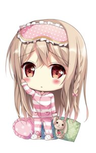 Rating: Safe Score: 29 Tags: chibi maeda_shiori pajama twinbox twinbox_school User: zyll