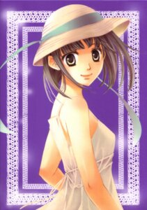 Rating: Safe Score: 10 Tags: dress hibiki_reine maria-sama_ga_miteru nijou_noriko summer_dress User: blooregardo
