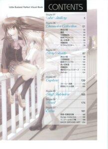 Rating: Safe Score: 1 Tags: hinoue_itaru index_page kamikita_komari key little_busters! na-ga natsume_rin seifuku User: admin2