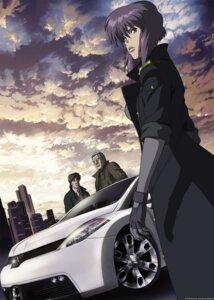 Rating: Safe Score: 10 Tags: batou ghost_in_the_shell kusanagi_motoko togusa User: DLS84