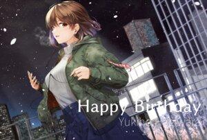 Rating: Safe Score: 19 Tags: hagiwara_yukiho izuki_(toneya) sweater the_idolm@ster User: BattlequeenYume