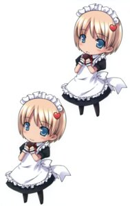 Rating: Safe Score: 7 Tags: chibi maid noantica ooji User: midzki