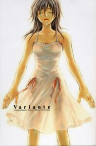 Rating: Safe Score: 5 Tags: dress houshou_aiko see_through sugimoto_ikura summer_dress variante User: Wraith