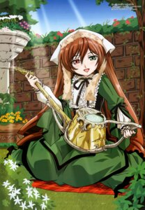 Rating: Safe Score: 18 Tags: heterochromia lolita_fashion rozen_maiden suiseiseki tamura_masafumi User: Radioactive