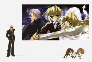 Rating: Safe Score: 3 Tags: ito_noizi shakugan_no_shana shana sorath sword sydonay tiriel yoshida_kazumi User: Radioactive