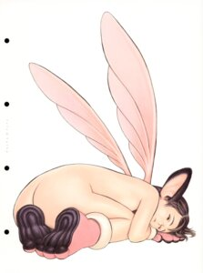 Rating: Questionable Score: 23 Tags: naked range_murata wings User: petopeto