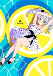 Rating: Safe Score: 29 Tags: aikatsu! dress heels toudou_yurika User: nphuongsun93