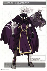 Rating: Safe Score: 7 Tags: character_design ko~cha male profile_page shukufuku_no_campanella User: admin2