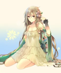 Rating: Safe Score: 58 Tags: anthropomorphization dress naeish_xo pokemon shaymin User: tbchyu001